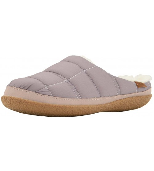 Toms Ivy Lavender Quilted Womens Slippers Shoes