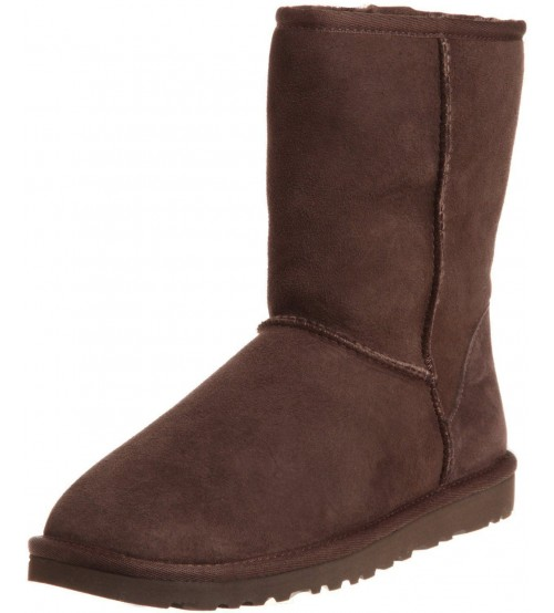 Ugg Australia Classic Short Chocolate Womens Boots