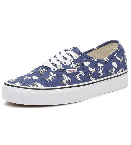 Vans x Peanuts Authentic Snoopy Skating Womens Trainers