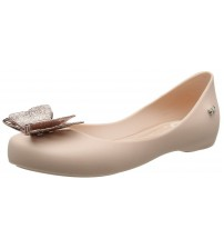 Zaxy Butterfly Luxe Pink Womens Ballerinas Flats Shoes