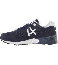 Blend He Navy White Mens New Trainers Shoes