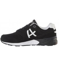 Blend He Black White Red Men Trainers