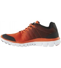 Blend He Grey Orange White Men Trainers