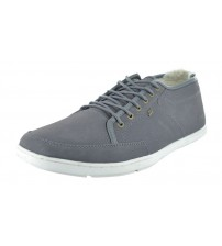 Boxfresh Sparko Prem Grey White Men Trianers