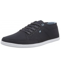 Boxfresh Sparko Navy White RIP Nylon Men Trainers