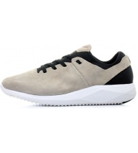 Boxfresh Ceza Grey Black Mens Suede Trainers Shoes