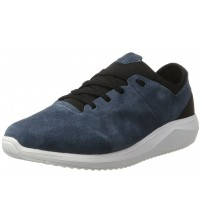 Boxfresh Ceza Navy Black White Mens Suede Trainers Shoes
