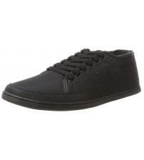 Boxfresh Sparko SH Black Black RIP Nylon Mens Trainers Shoes