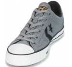 Converse Star Player Ox Grey Black Mens Trainer
