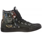 Converse Chuck Taylor All Star Dc Comics Rebirth Batman Hi Trainers