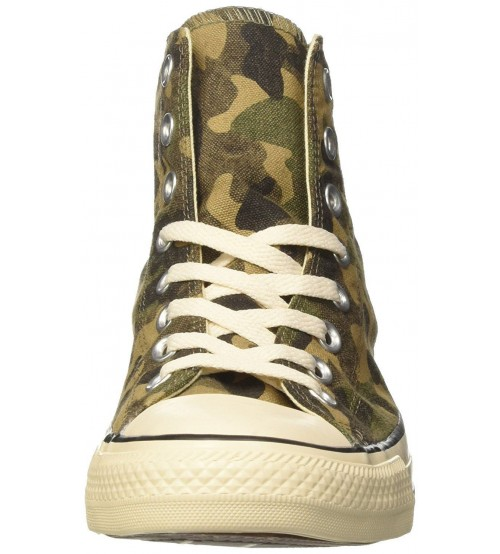 cc0221beeda0 Converse Chuck Taylor All Star Camouflage Hi Trainers Boots