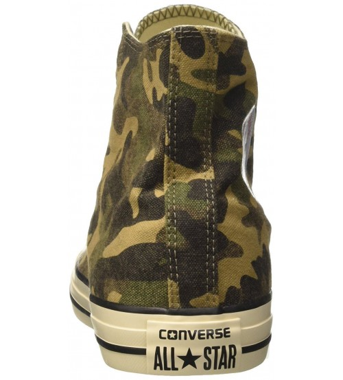 11f4285184af02 Converse Chuck Taylor All Star Camouflage Hi Trainers Boots