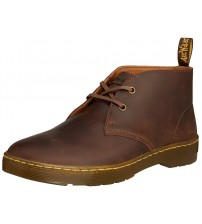 Dr Martens Cabrillo Brown Mens 2 eyelet Leather Boots