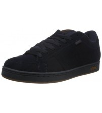 Etnies Kingpin Navy Gum Suede Mens Skate Trainers Shoes