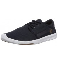 Etnies Scout Navy White Gum Mesh Men Trainers
