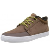 Globe GS Chukka Cocoa Fur Suede Mens Skate Trainers