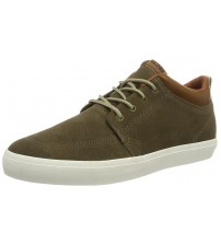 Globe GS Chukka Sand White Suede Mens Skate Trainers
