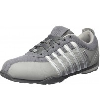 K. Swiss Arvee 1.5 Charcoal Paloma Mens Leather Trainers Shoes