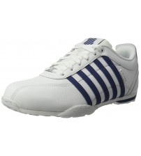 K. Swiss Arvee 1.5 White Ensign Blue Mens Leather Trainers