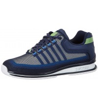 K. Swiss Rinzler Navy White Lime Mens Mesh Trainers Shoes
