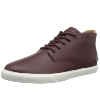Lacoste Espere Chukka 317 Brown Leather Mens Boots