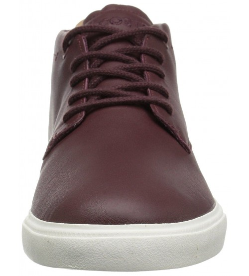b0608d30d Lacoste Espere Chukka 317 Brown Leather Mens Boots