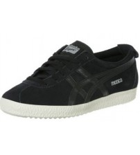 Onitsuka Tiger Mexico Delegation Black White Suede Men Trainers
