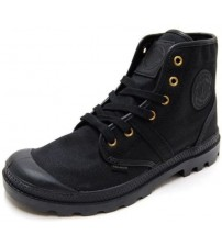 Palladium Pallabrouse TW Black Men Canvas Ankle Mid Boots