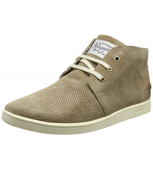 Original Penguin Love Sand Mens Suede Desert Shoes Boots