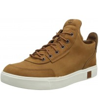 Timberland Amherst Brown Mens Leather Chukka Boots