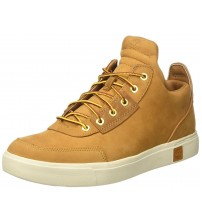 Timberland Amherst Wheat Mens Leather Chukka Boots