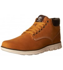 Timberland Bradstreet Chukka Wheat Mens Leather Boots