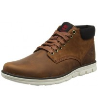 Timberland Chukka Brown Mens Leather Boots