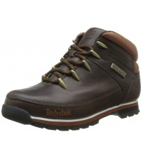 Timberland Euro Sprint Hiker Brown Mens Leather Boots
