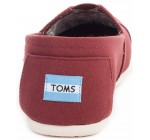 Toms Classic Henna Mens Canvas Slipons