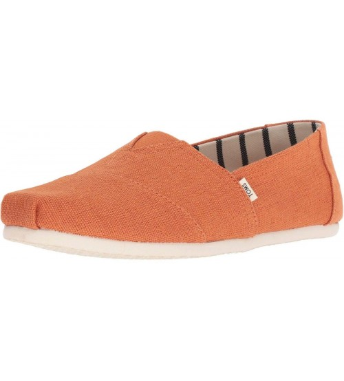 Toms Classic Sunset Heritage Mens Canvas Espadrilles Shoes