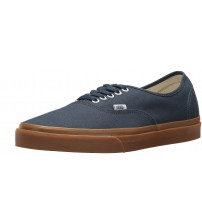 Vans Authentic Blue Gum Mens Canvas Skate Trainers