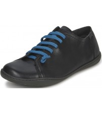 Camper Peu Cami 17665 Black Blue Men Leather Lo Trainers